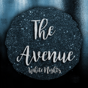 The Avenue Logo - White Nights